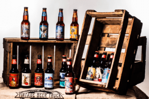 Nos valeurs avec le Vintage Beer Truck