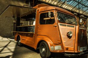 Vintage Beer Truck - Nous contacter