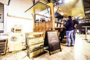 Le Vintage Beer Truck au Salon du Vintage de Strasbourg