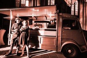 Galeries d'images du Vintage Beer Truck